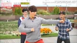 Running Man Ep 114   X Man Dance