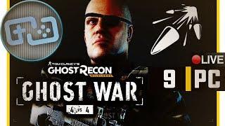 [9] Уверенно подавляем - Боевик - Ghost War на русском - PC - Стрим - Меткий стрелок