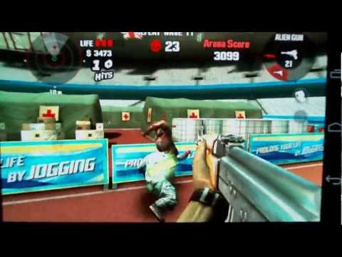 Dead Trigger Arena Stadium of Dead Wave 11
