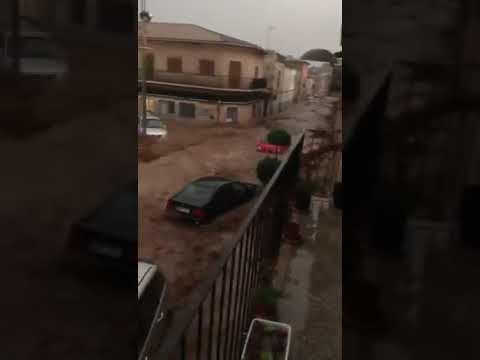 Meteo cronaca diretta video: isole Baleri, alluvione a Maiorca. Ci sono vittime