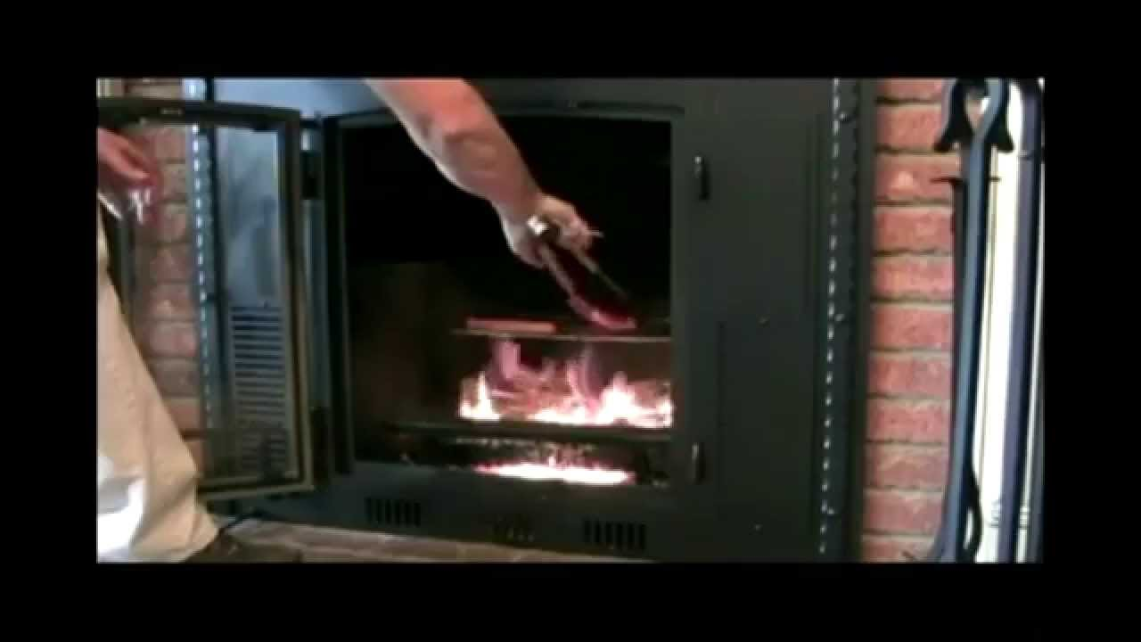 Obadiah's: Fireplace Conversion System - Dutch Oven & Grill - YouTube