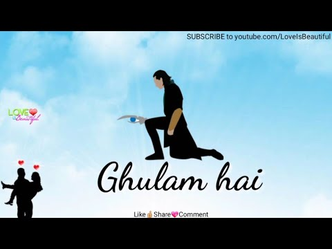 Mareez-E-Ishq | Zid | Mannara,Karanvir | Arijit Singh | Heart Touching WhatsApp Status | Love Sad