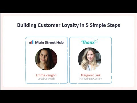 Building Customer Loyalty in 5 Simple Steps