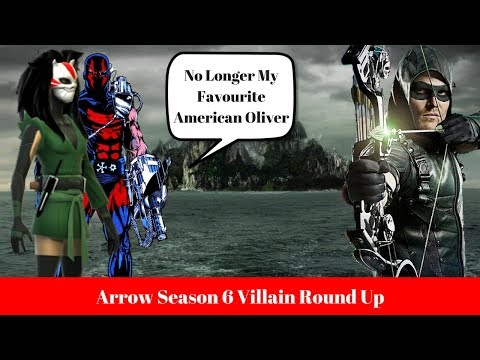 Who Will Be The Villain? - Arrow Season 6