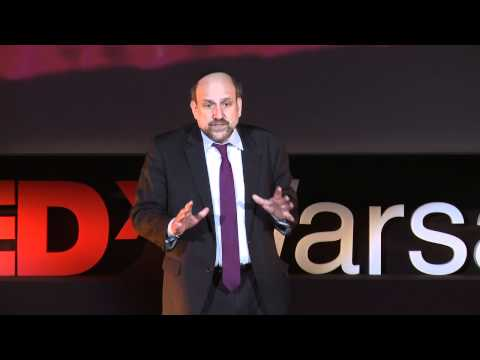 Jewish descent on the rise: Michael Schudrich at TEDxWarsaw
