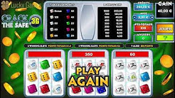 Crack The Safe 3G Luckygames Casino