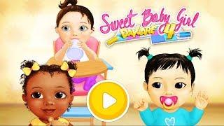 لعبة اندرويد للأطفال : Sweet Baby Girl Daycare 4 screenshot 1