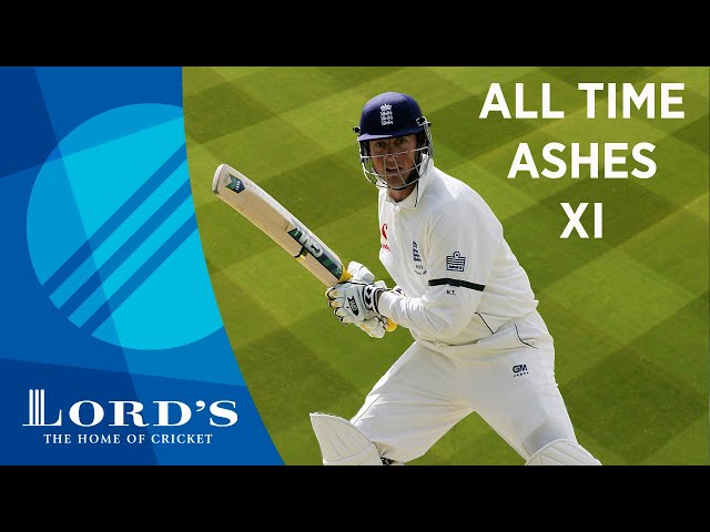 Ponting, Strauss & Pietersen - Marcus Trescothick's All Time Ashes XI