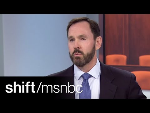 'Europeans Shaken Up', Force Digital Privacy | shift | MSNBC