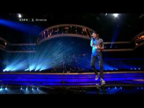 X Factor Denmark 2010 - Thomas synger Coldplay