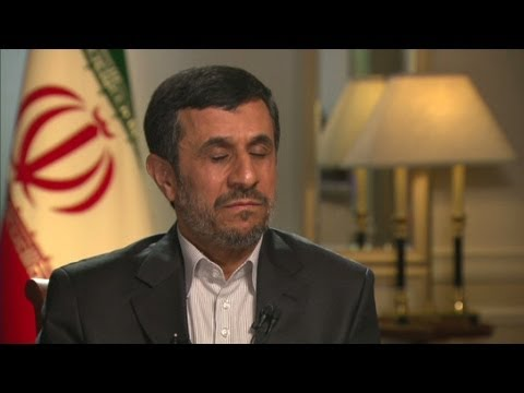 Mahmoud Ahmadinejad on Israel