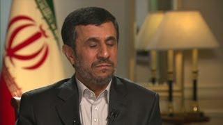 Mahmoud Ahmadinejad on Israel
