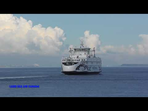 FERRY BOATS of British Columbia 2018