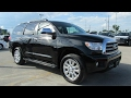 2013 Toyota Sequoia Platinum review - Buying a Sequoia? Here's the complete story!