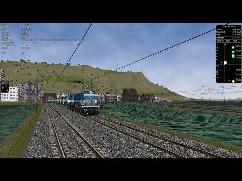 (OPEN RAILS)| Morning Action On Thane- Panvel Line| 10103 Madgaon Mandovi Express's Journey|