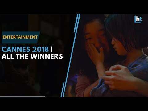 Cannes 2018 | All the winners
