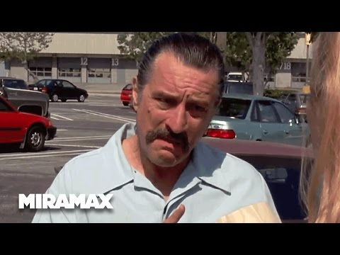 Jackie Brown  'The Parking Lot' HD  Robert De Niro, Bridget Fonda  MIRAMAX