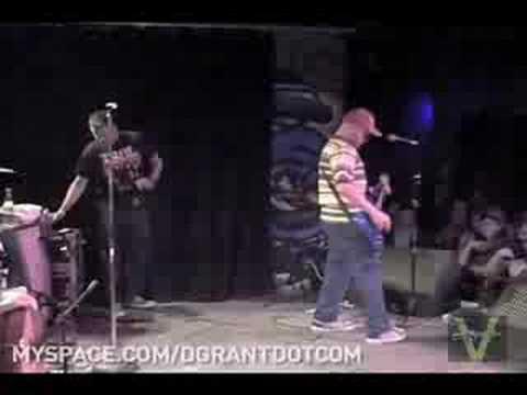 "THE VANDALS: ""I've Got An Ape Drap"" Live 2008"