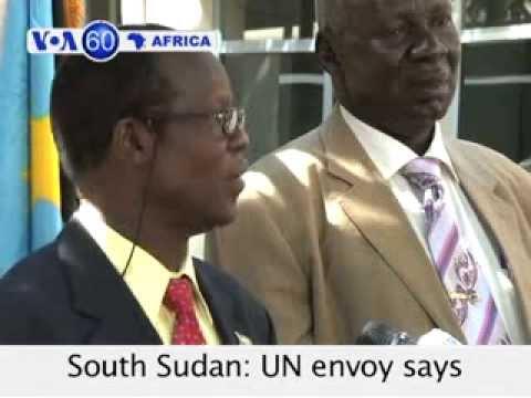 Three U.N. peacekeepers 'targeted and killed' in attack on U.N. base in South Sudan- VOA60 Africa