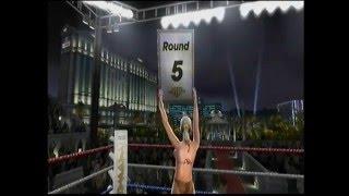 Fight Night 2004 Xbox Gameplay