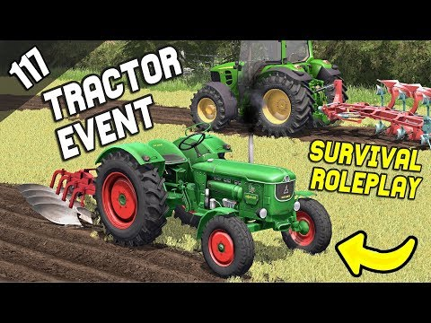 going-to-the-tractor-event---survival-roleplay-|-episode-117