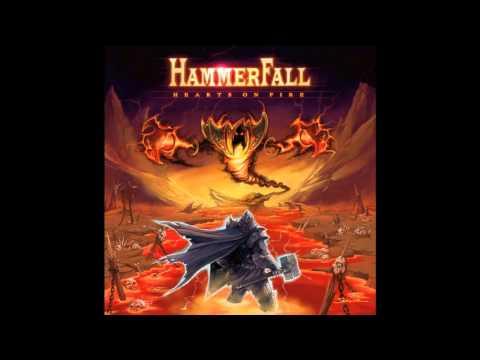 HammerFall - Hearts On Fire [HD/Lyrics]