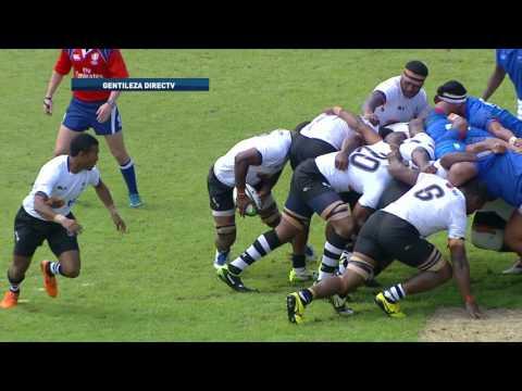 #APC2016 | Highlights Fiji Warriors vs Samoa 'A'