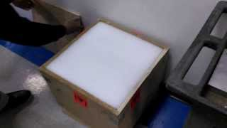 Unboxing the tungsten cathode blank