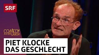 Piet Klocke hat das Gender-Geschlecht mitgebracht