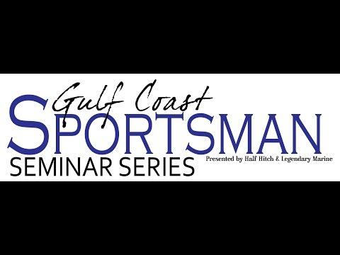 Gulf Coast's Sportsman Seminar Series: July - Wahoo / Dolphin