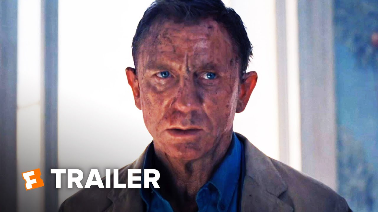 Download No Time to Die Trailer #2 (2020) | Movieclips Trailers