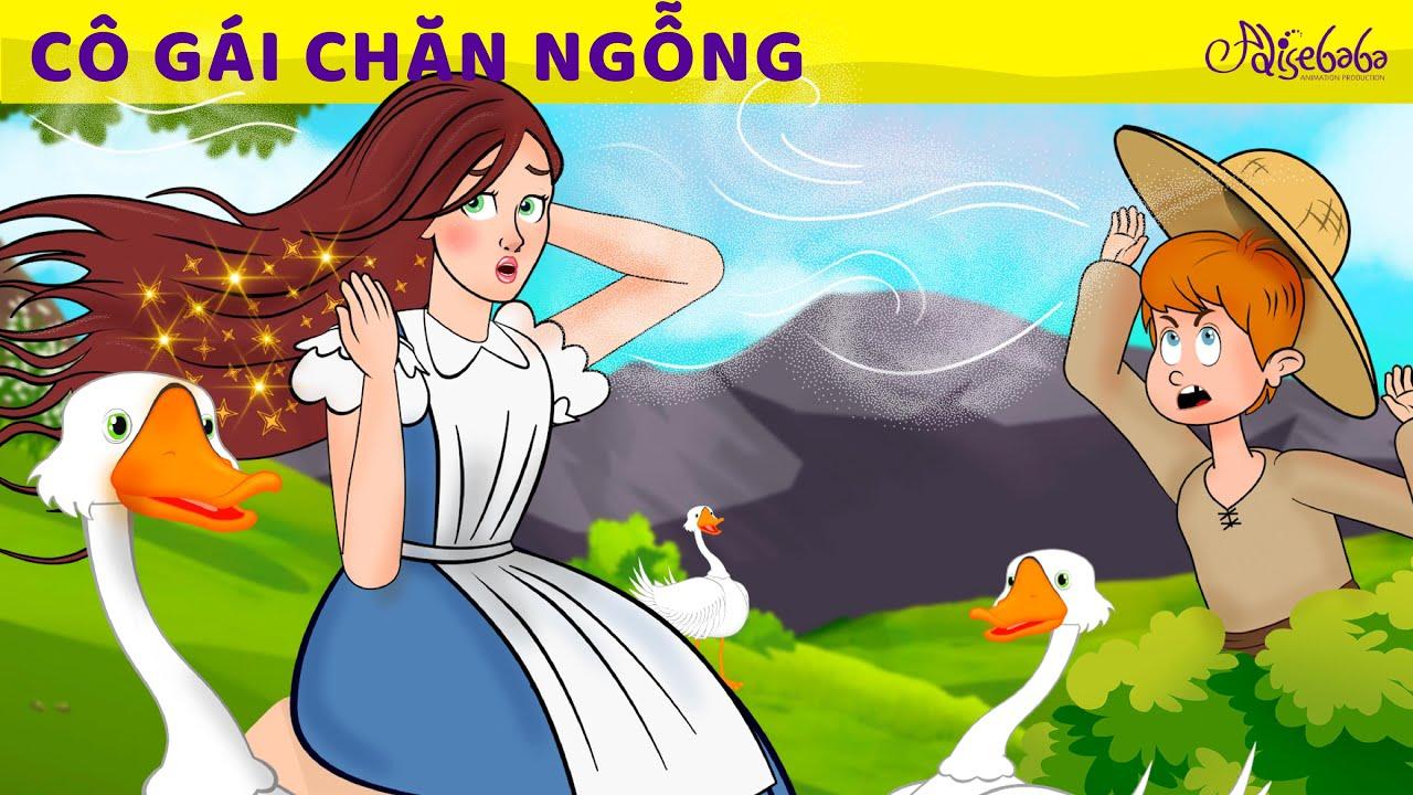 Công Chúa Chăn Ngỗng   Truyện cổ tích Việt Nam   Phim hoạt hình cho trẻ em