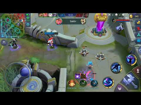 Solo Dereceli Saber | Metaya karşı Jin Mobile Legends Bang Bang thumbnail