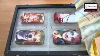 Sublimet - 3D Cases sublimation process