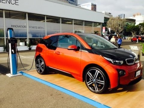 BMW i3 - the pros & cons of buying an Electric Vehicle