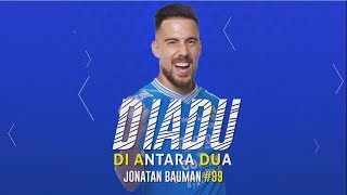 Messi Aguero Palermo Batistuta Inilah Joni Bauman dalam DIADU