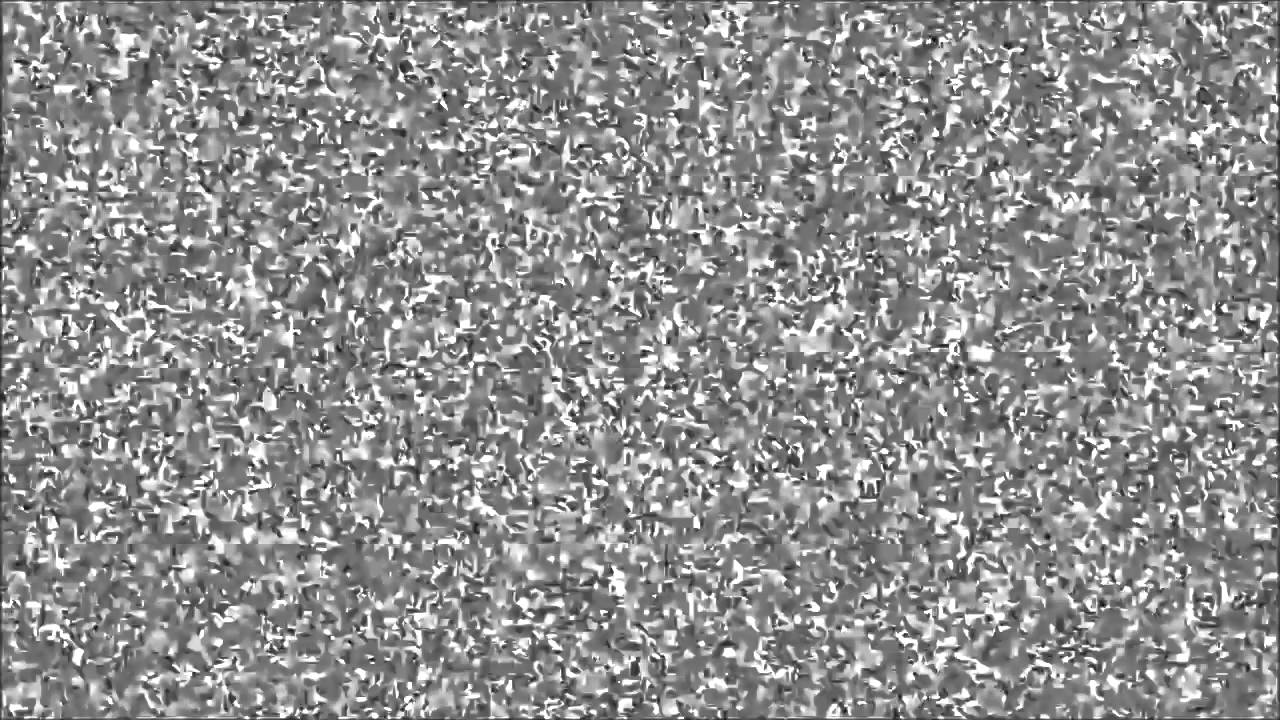 Tv static noise snow screen white noise youtube - What is tv static ...