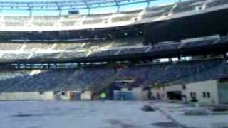 Tour of the New Giants Stadium
