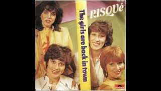 Risque - The Girls Are Back In Town   Re-Mix 1983 ( Re-mixed By Campur Sudah  )