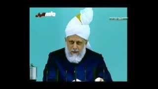 Les Amis de Dieu (Awliya-Allah) - sermon du 13 novembre 2009