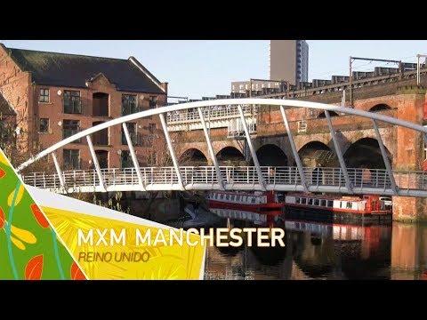 Madrileños por el mundo: Manchester
