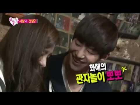 Kim So-eun & Song Jae-rim   HUGS AND KISSES COMPILATION