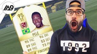 HOLY SH*T I GOT PELE! - FIFA 17  ULTIMATE TEAM
