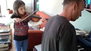 Edelweiss on Violin.mov
