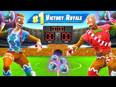 *NEW* PORT A FORT DODGEBALL Custom Gamemode In Fortnite Battle Royale!