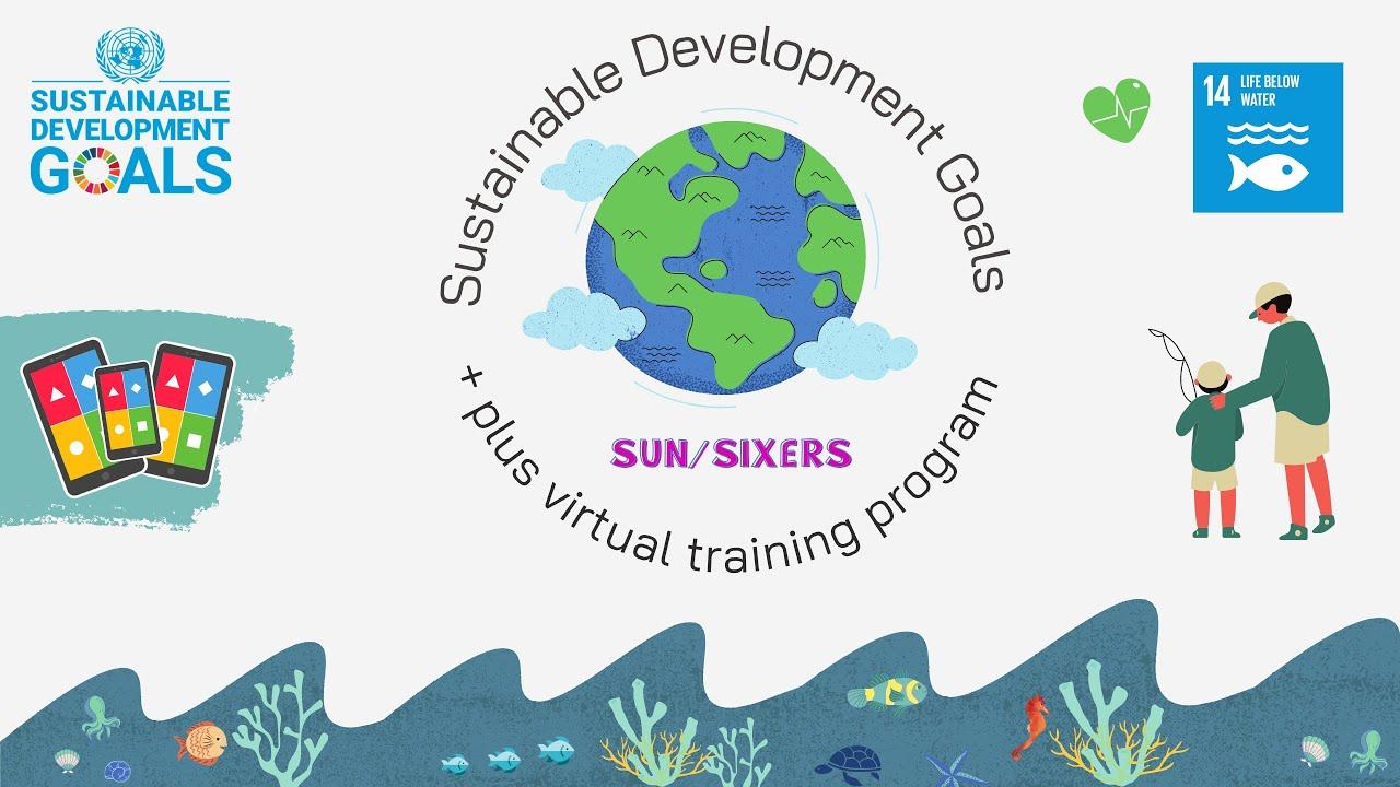 Sustainable Development Goals + plus virtual training program 2021