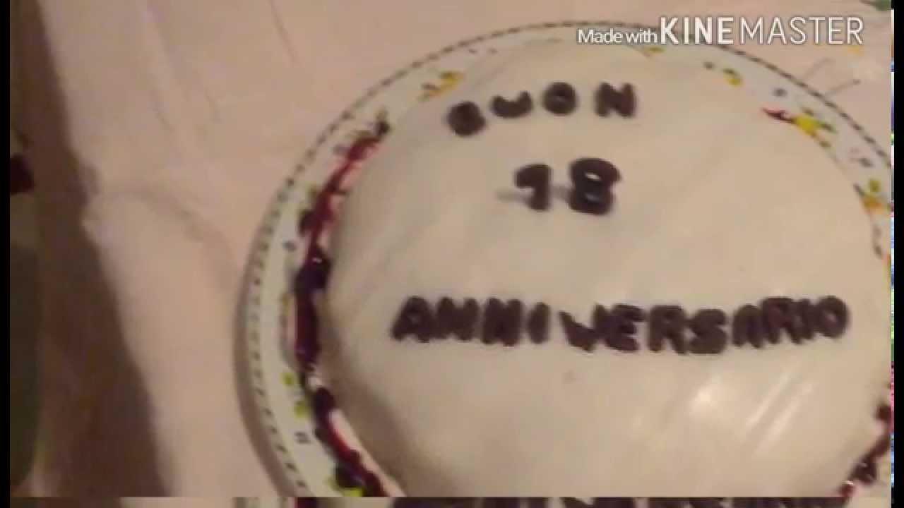 18 Anniversario Di Matrimonio.Il 18esimo Anniversario Di Matrimonio Youtube