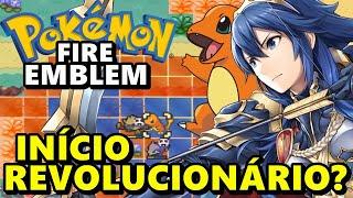 Pokémblem (Hack Rom - GBA) -  Fire Emblem: The Sacred Stones + Pokémon!