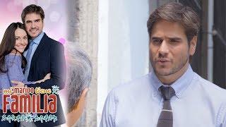 Robert, en busca de su verdadera familia   Mi marido tiene familia - Televisa