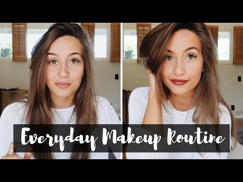 Getting Ready In Our NEW HOUSE | Makeup, Hair, Outfit